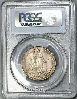 1904 PCGS MS 64 Florin Edward VII Great Britain Rare Silver Coin (19040201C)