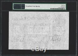 1947 GREAT BRITAIN, BANK OF ENGLAND 5 Pounds B264 Peppiatt, PMG 64 EPQ UNC, Rare
