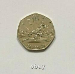 50p COINS RARE KEW GARDENS PETER RABBIT OLYMPICS BEATRIX POTTER BREXIT DIVERSITY