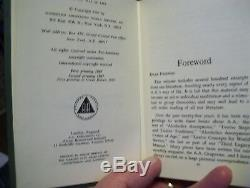 Alcoholics Anonymous EXTREMELY RARE! 1969 1ST ENGLAND PRINTING AA WAY LIFE +ODJ