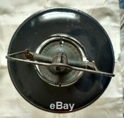 Antique Rare Made In Great Britain 1951 GTC. HURRICANE LANTERN KEROSENE