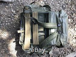 BRITISH ARMY SAS -Bergen Metal Frame Special Forces UKSF- 1980s Rare
