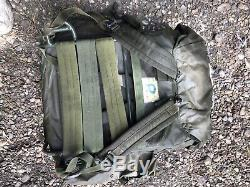 BRITISH ARMY SAS -Bergen -Metal Frame Special Forces UKSF-1980s Rare Collectors