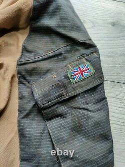 British Army Issue Rare Desert Ubacs Rifles Reg Green Zone Various Sizes