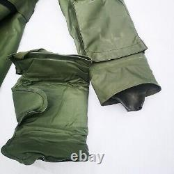 Coverall Passenger Immersion MK1 G OLIVE Beaufort Suit Large, RARE