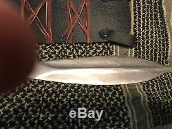 Discontinued Windlass Welsh Fusiliers Trench Sword 2 Scabbards Used Rare
