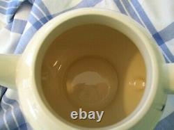 Emma Bridgewater Blue Hen Large Teapot Made In England Rare