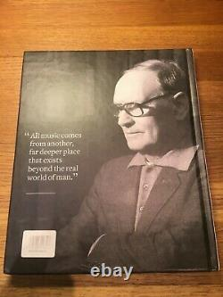 Ennio Morricone Life Notes (signed rare sold-out book)