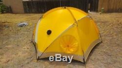 Extremely Rare Made in Great Britain Vintage The North Face VE-24 Dome Tent 3P
