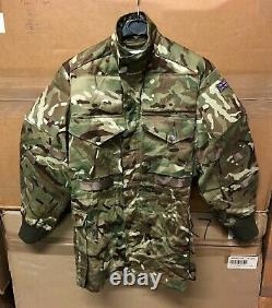 Genuine Rare British Army Smock Sniper Mtp Padded Windproof Mint New! 160 / 88