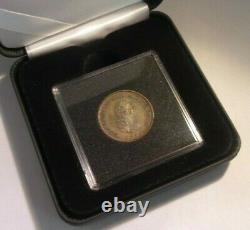 George III (1760-1820) Silver Proof Farthing 1799 SPINK REF 3779 EXTREMELY RARE