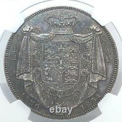 Great Britain 1831 Proof Crown, William IIII, ESC-271, Rare NGC PF-64