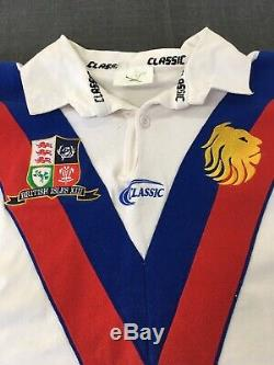 Great Britain Rugby League Jersey Vintage Rare Classic NRL Super League