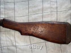 Lee Enfield No. 5 Jungle Carbine Stock Military Original Very Rare