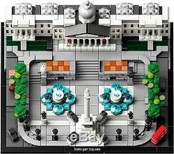 NEW LEGO Architecture Landmark 21045 Trafalgar Square London Great Britain RARE