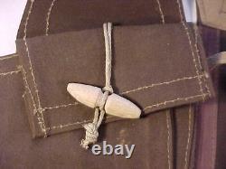 ORIGINAL, RARE, MINT British Commando Skeleton Bren Bra Vest (H&S 1943/Medium)