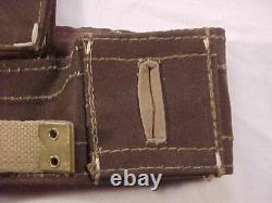 ORIGINAL, RARE & MINT Condition British Commando Bren Bra Vest (H&S 1943)