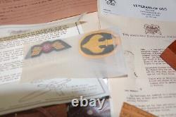 OSS Airborne Sleeve Dagger 3 sided Nail Commemorative H. G. Long England RARE
