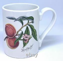 Portmeirion Pomona V. Rare Set Of 5 Original Motif Mugs Mint Buy It Now! Lovely