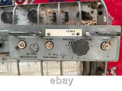 R1475 receiver with power supply and two guard units 40 and 80 meter very rare