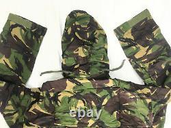 RARE British Army Issue Gabardine DPM Windproof Smock Jacket 170/112 #2773