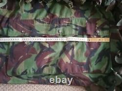 RARE British Army Issue Vintage DPM Woodland Sniper Smock Large Size