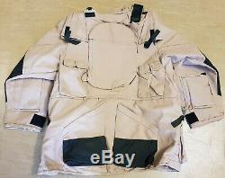 RARE British Army MK VI EOD System Blast Suit Bomb Disposal Jacket Size 3 UK