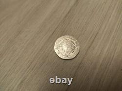 RARE & Collectable 20P COIN CASTLE RUSHEN CLOCK 2008 ISLE OF MAN