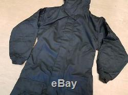 RARE Genuine SAS SBS Special Forces Black Tactical Coverall Assault Suit