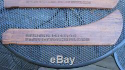 RARE Old MARTINDALE Robert Mole & Son Machete Made in England No. 300B