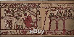 Rare 1915 Ye Berlyn Tapestrie John Hassall WW I Cartoon Panorama War Satire Book