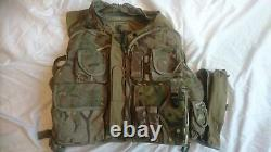 Rare British Army MTP Waistcoat AFV Crewman 180/116 (Body Armour Cover)