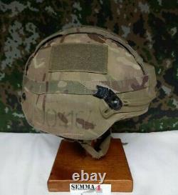 Rare British Army SAS Surplus Revision Cobra Batlskin Virtus Ballistic Hel met