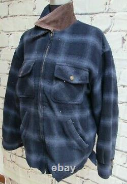 Rare British Army Special Forces 22SAS undercover modified wool coat Size Medium