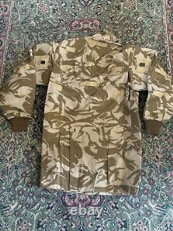 Rare British Army Trial Snipers Denison Smock In Desert DPM Mint Unissued 180/96