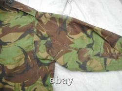 Rare FALKLANDS WAR era BRITISH PARATROOPER DPM parachute PARA SMOCK AIRBORNE