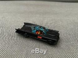 Rare Husky Diecast 1/64 Batman & Robin 1966 Batmobile Great Britain Corgi Works
