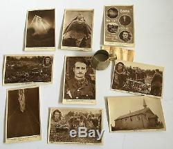 Rare Item Salvaged From Cuffley Airship Zeppelin shot down by Leefe Robinson