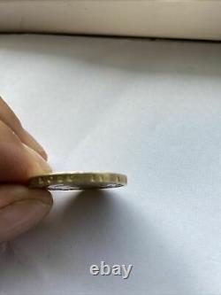 Rare Misprint! 2016 William Shakespeare Macbeth Skull & Rose £2 Two Pound Coin