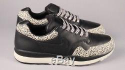 Rare Nike Air Safari 87 Great Britain Max Atoms QS Black Out Sz 11.5 Animal
