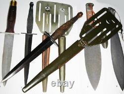 Rare OSS Dagger Fighting Knife