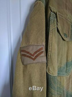 Rare! Post Ww2 British Airborne Denison Para Smock Paratroopers / Airborne
