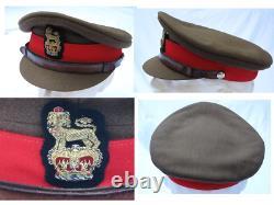 Rare SAS Original Staffordshire Regiment / SAS Army Full Uniform and Peak Cap