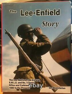 Rare'The Lee-Enfield Story' by Ian Skennerton, 1st Edition, Hardback
