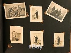 Rare WW2 Jewish Brigade Photo Album, Israel, Egypt, British Mandate Palestine