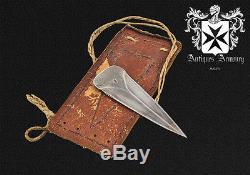 Rare WW2 Original SOE Agents Thumb Dagger