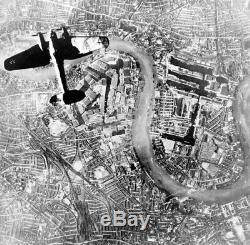 Rare WWII Birmingham Blitz Child ID Identification Bracelet Luftwaffe Relic