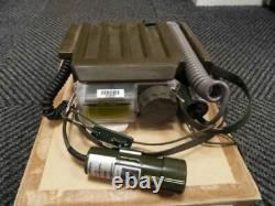 Rare new & unissued Siemens PDRM82D Geiger Counter