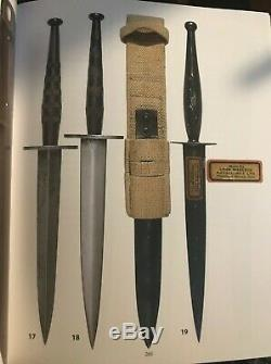 Steel Hilt WWII Fairbairn-Sykes Commando Fighting Knife -WW2 -Rare F-S Variation
