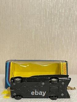 Super Rare Corgi 267 BATMOBILE Purple Screen 1976 mint in box 4th issue release